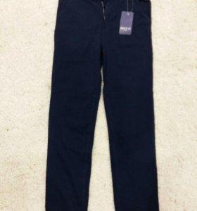 Брюки (облегченные джинсы), новые, 158 р.