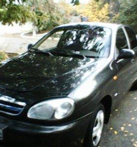 Chevrolet Lanos 2008 г.в.