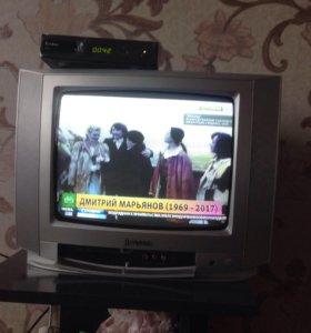 Телевизор цветной Rolsen