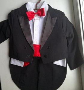 Фрак,костюм,смокинг детский