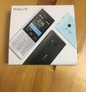Телефон Nokia 216