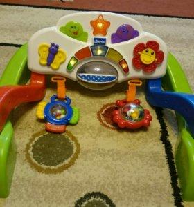Музыкально-развивающий детский центр