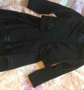 Сарафан и пиджак школьные