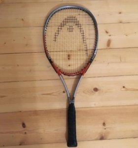 Детская теннисная ракетка head
