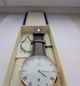 Мужские часы Daniel Wellington Dapper Bristol