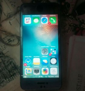 IPhone 5S продаю 16GB обмен на Samsung