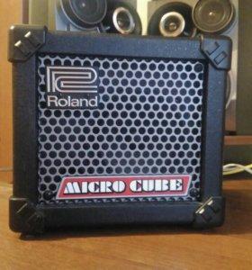 Micro Cube Roland-Усилитель для гитары
