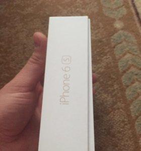 Коробка от iPhone 6s 64