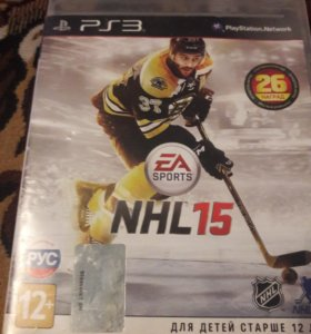Продам NHL 15 на Playstation3