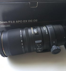 Sigma 70-200mm HSM OS (Canon)