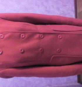 пальто короткое на девочку 11 - 13 лет