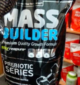 Mass Builder 5 кг от VP LAB
