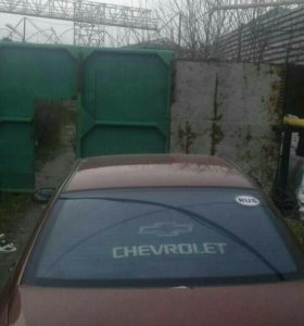 Chevrolet Lacetti 1.6 МТ, 2007, седан