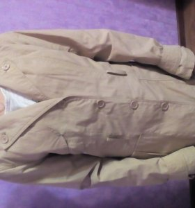 плащ - пиджак на девочку