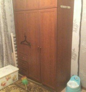 Продам шкаф для одежды б/у