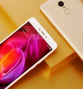 Xiaomi redmi note 4 x 64 gb. GOLD