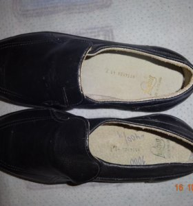 Туфли мужские из натуральной кожи