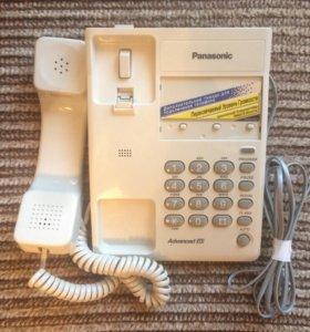 Проводной телефон PANASONIC KX-TS2361RUW