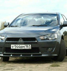 Mitsubishi Lancer, 2010