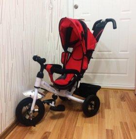 Детский трехколесный велосипед Capella Action Trik