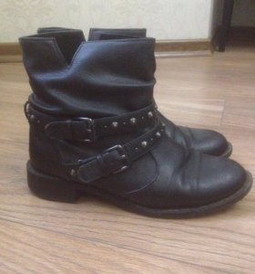 Ботинки на девушку