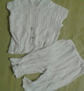 Кофточка и штанишки