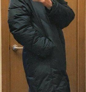 Пуховое пальто Cerruti