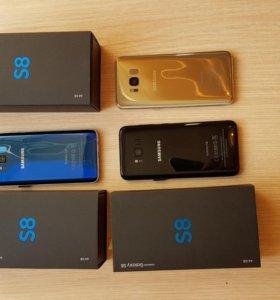 📱 Samsung C8/8+ 🌅 S_8. _новые