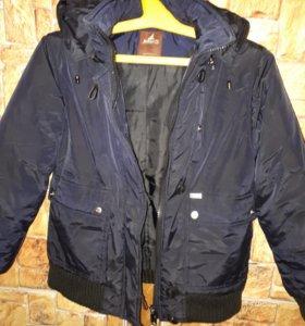 куртка зимняя 40р