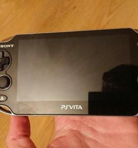 Новая PS Vita + игра и чехол