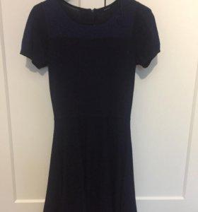 Платье шерсть kookai