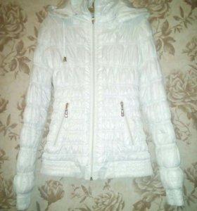 Курточка для девочки б.у
