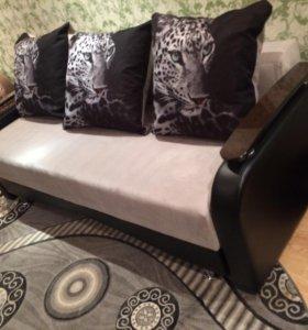 Диван еврокнижка новая мягкая мебель недорого