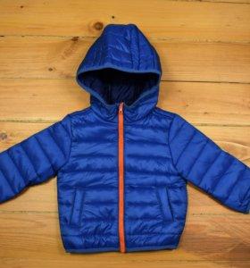 Новая куртка детская