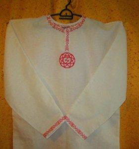русская народная рубаха