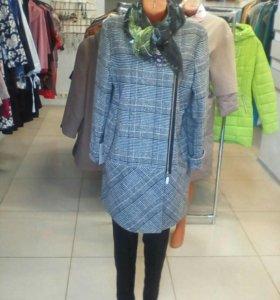 Кашемировое НОВОЕ женское пальто