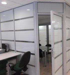 Тонирование окон,витрин,лоджий,офисных перегородок
