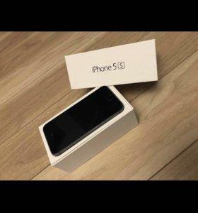 📲Apple iPhone 5s 32 GB Space Grey✅