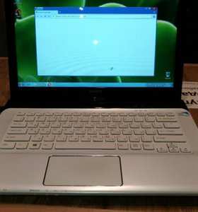 Игровой ноутбук Sony Vaio