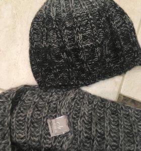 Deha шарф снуд и шапка
