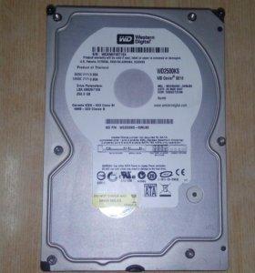 "Жесткий диск 3.5"" Western Digital 250 GB SATA/16MB"
