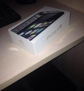 Коробка от айфона