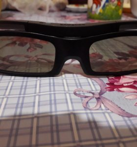 3D очки Glasses 2 пары