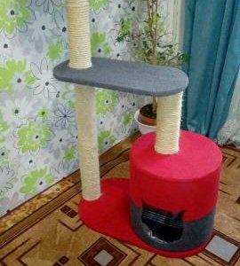 домик для кошки или кота