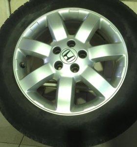 Колёса Хонда 225/65R17ориг