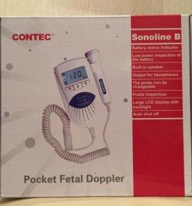 Портативный фетальный допплер Sononline B