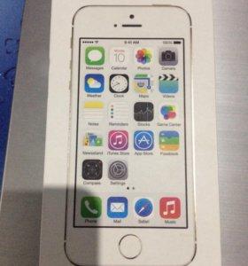 iPhone 5s 32 гиговый