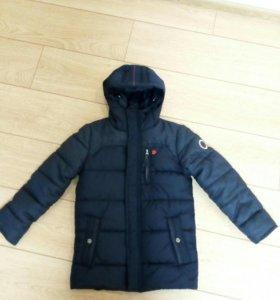 Новая куртка р.140