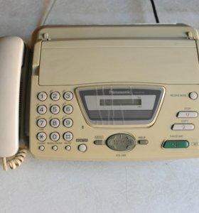 Факс Panasonic KX-FT72