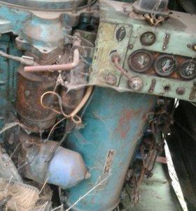Двигатель д38на т-40